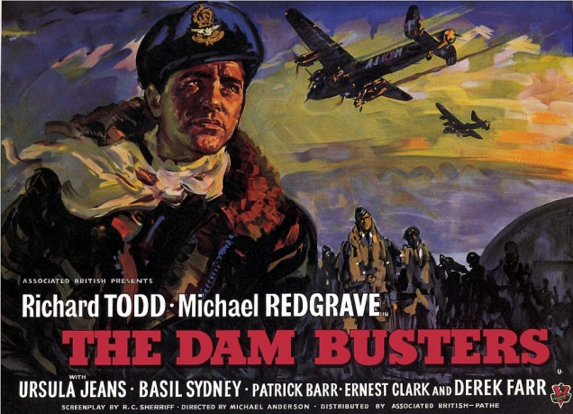 dam busters poster