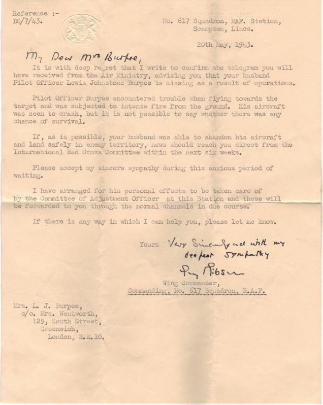 Gibson Letter