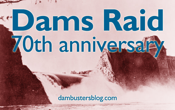 Dams Raid 70th anniversary