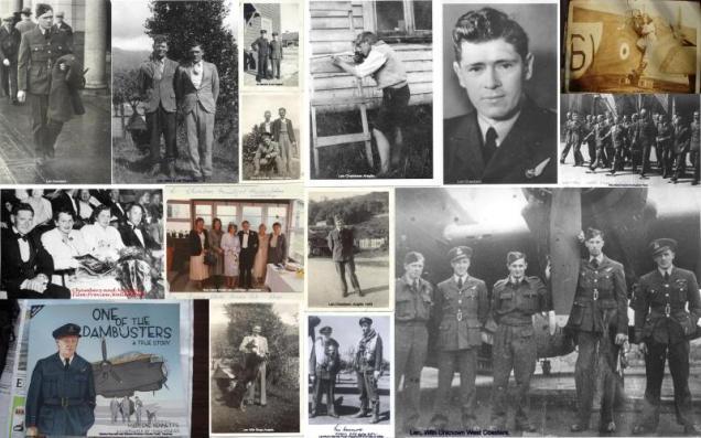 Chambers album WW11Dambusters
