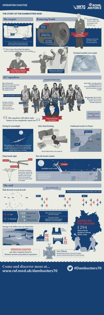 RAF infographic