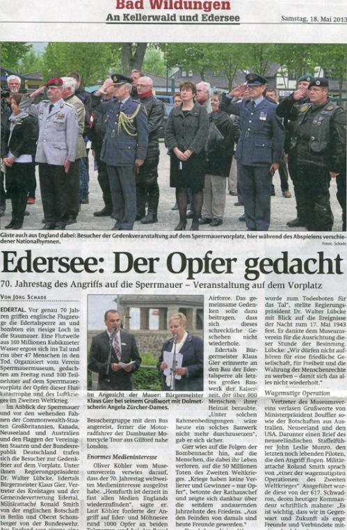 Waldeckische Allgemeine 18_5_2013 img056