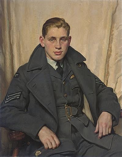 Jagger Officer portrait