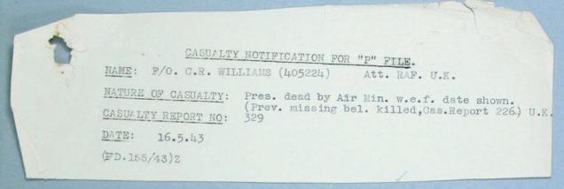 Williams file