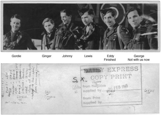 Burpee crew composite lores