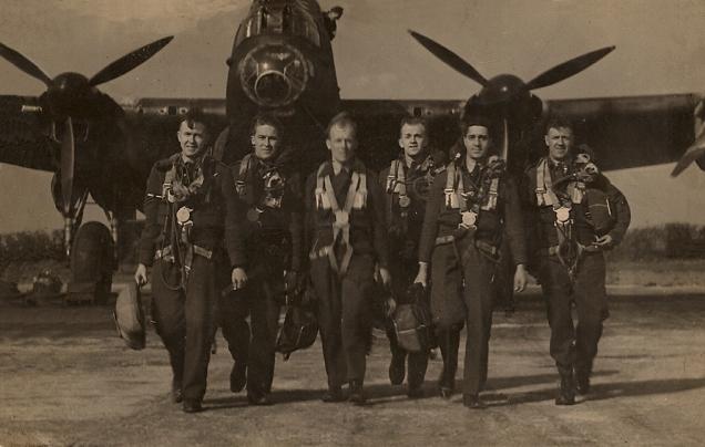 Anderson & Crew - 1943