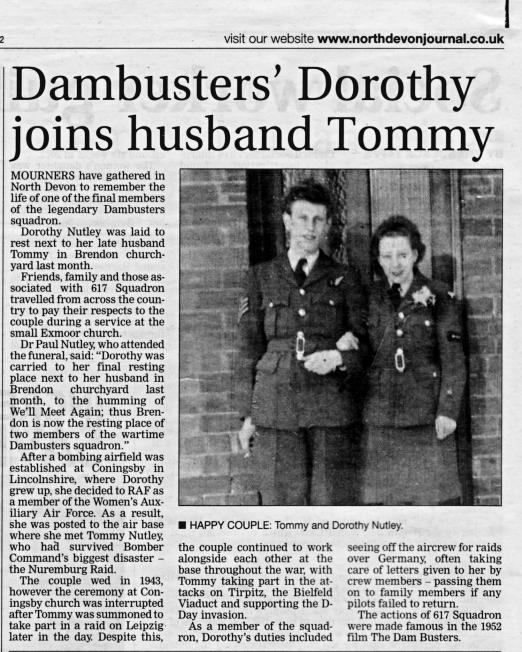Dorothy Nutley