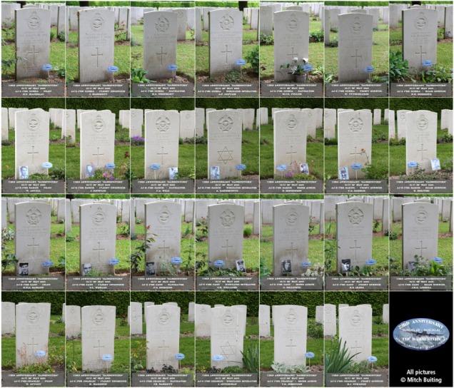 Reichswald graves 2016