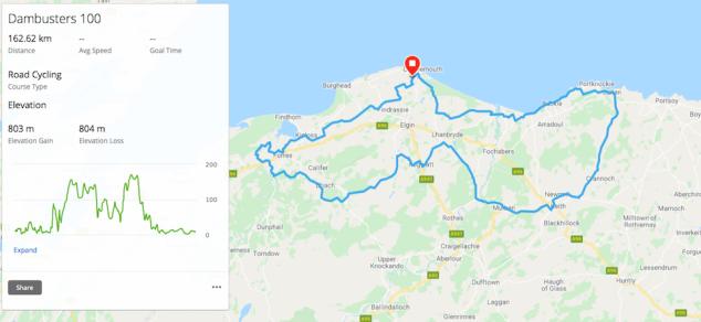 RAFBF Lossiemouth cycle